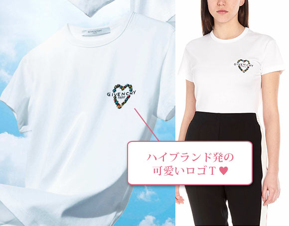ジバンシィ Tシャツ