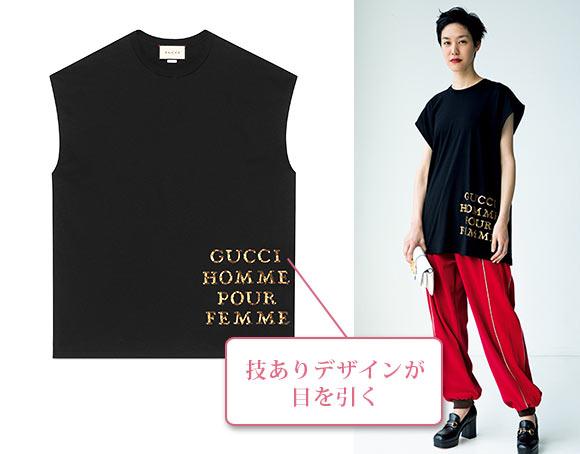 グッチ Tシャツ2