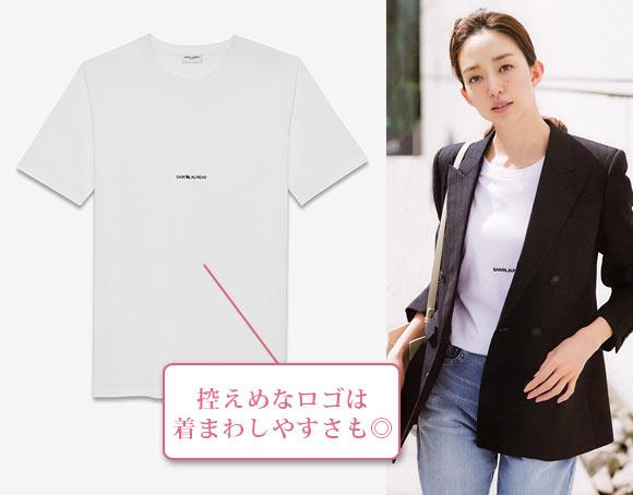 サンローラン Tシャツ