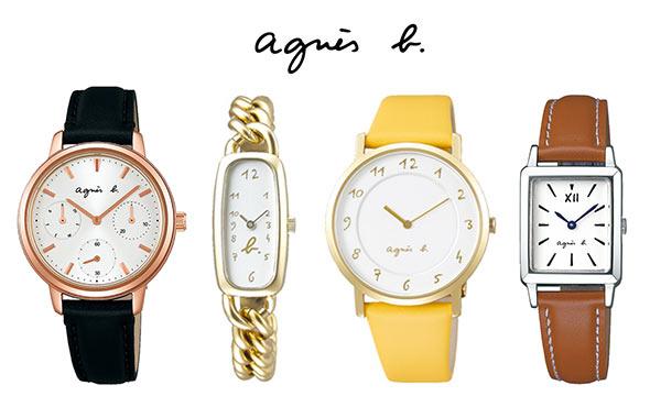 アニエスべー 腕時計