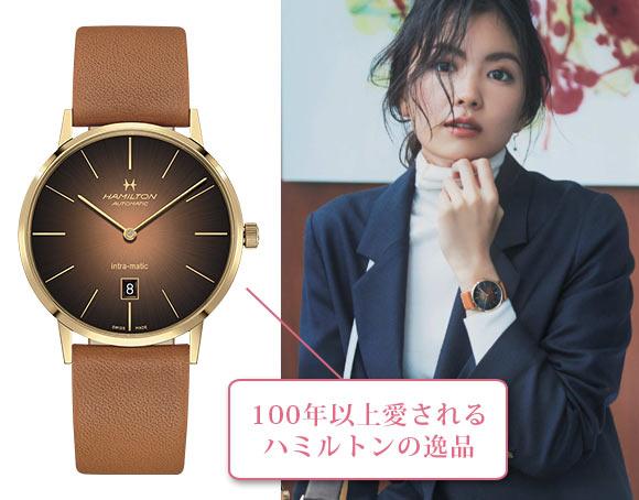 イントラマティック 腕時計