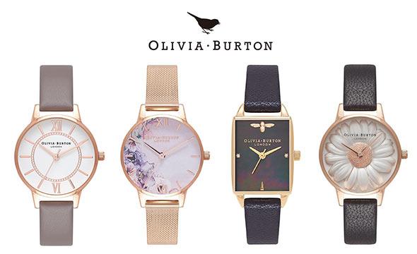 オリバーバートン 腕時計