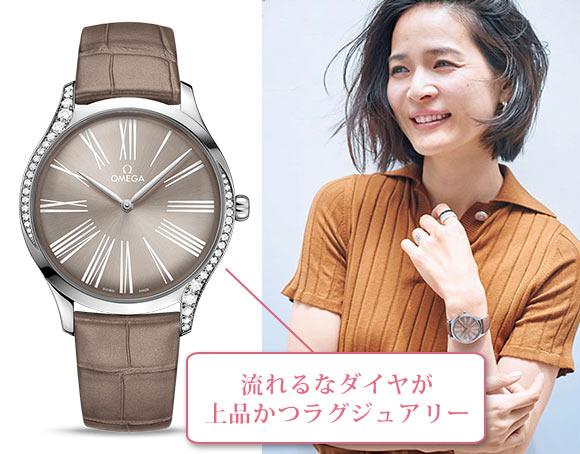 トレゾア 腕時計