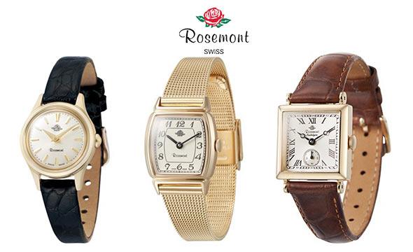 ロゼモン 腕時計