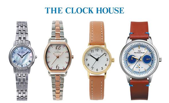 ザ・クロックハウス 腕時計