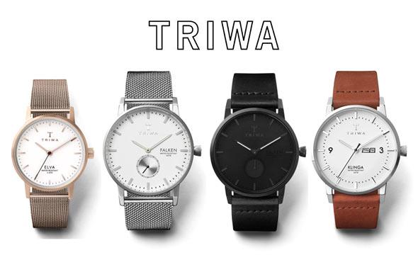 トリワ 腕時計