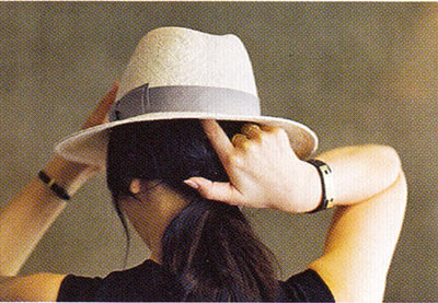 帽子 選び方