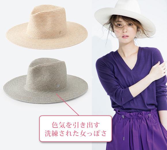 キジマタカユキ 麦わら帽子2