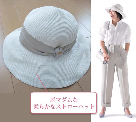 アンタイトル 麦わら帽子