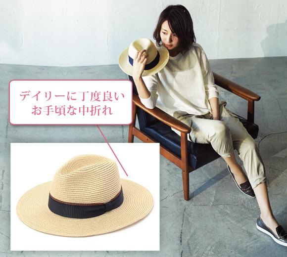 アンタイトル 麦わら帽子2
