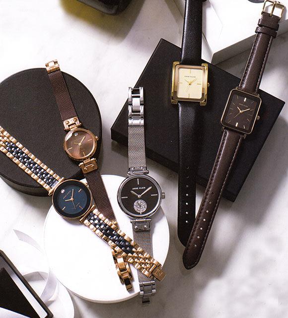アンクライン腕時計
