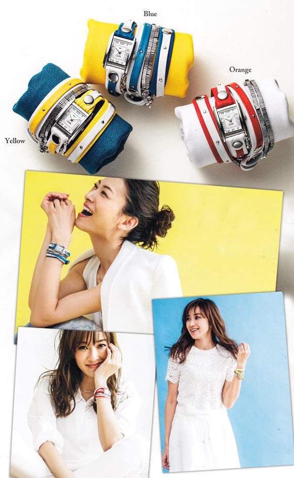 ラ・メール コレクションズ腕時計2