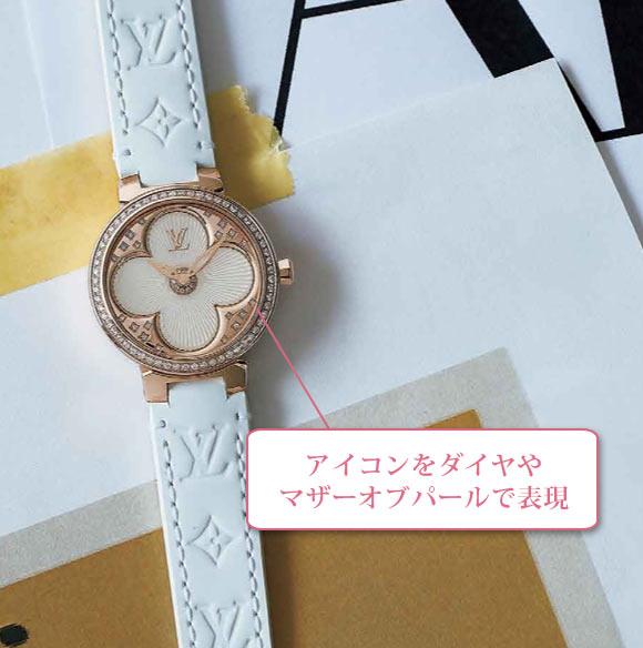 ルイヴィトン腕時計