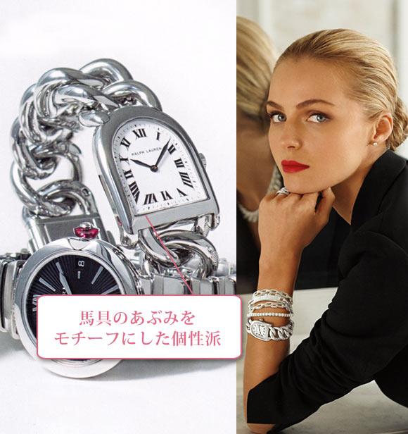 ラルフローレン腕時計